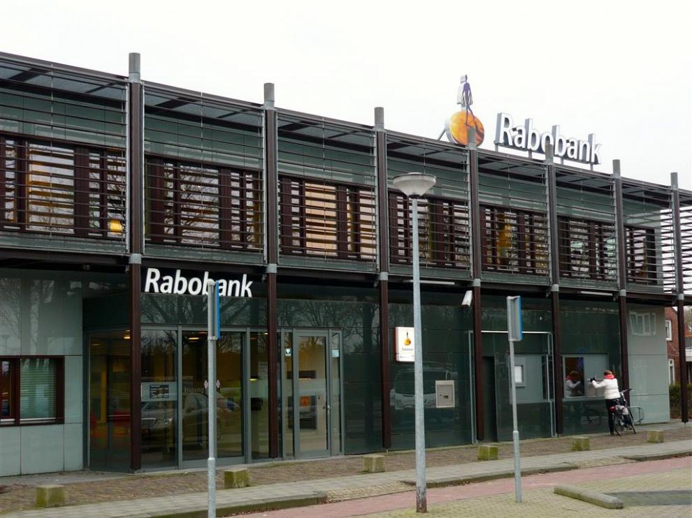 Rabobank noordenveld west groningen de co peratie fabriek - Deco fabriek ...